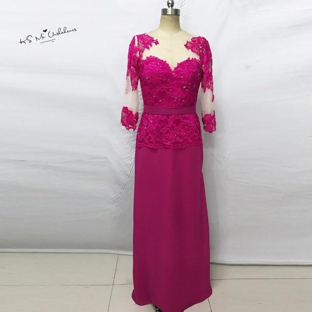 Fuschia Dresses for Women