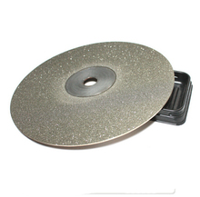 Knife diamond plate whetstone round  Diamond chassis sharpener for knife polishing tools 250mm 60-1200grit