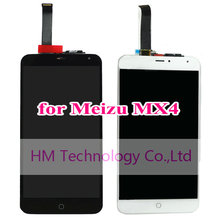 Black/White LCD+TP for Meizu MX4 MX 4 5.36″ LCD Display+Touch Screen Digitizer Assembly Complete Replacement Free Shipping+Tools