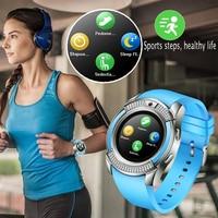 phone screen LIGE 2019 New Women Smart Watch LED Color Screen Fashion Sport Pedometer Clock Android Smart Phone Watch Relogio inteligente+Box (4)
