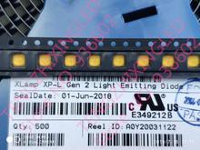 Светодиодные лампы CREE XLAMP, 3 в, 5 Вт, 5 000 к, нейтральный белый, 5 В, 5 В, 5 Вт