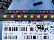 LEDS CREE XLAMP XP L2 3535 3V XPLBWT 00 0000 000BV40E3 10W 5000K Branca Neutra