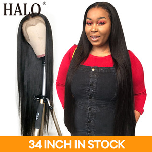 28 30 32 34 inch Straight Lace