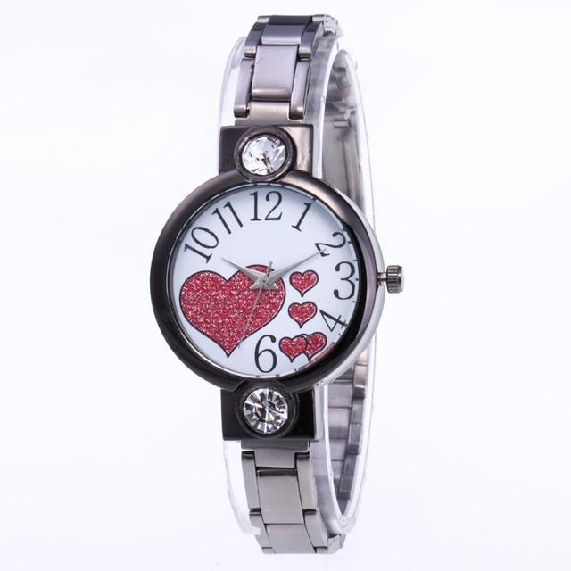2018 יפה contena נשים של שעונים inoxidable טמפרמנט אופנתי פשוט שעוני יד עור מזכרות גבירותיי שעון # D