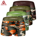 A ARCITON Best Selling 4pcs/lot Mens Underwear Boxers Cotton Underwear Men Boxer Shorts Cueca Mix Colors (N-875)