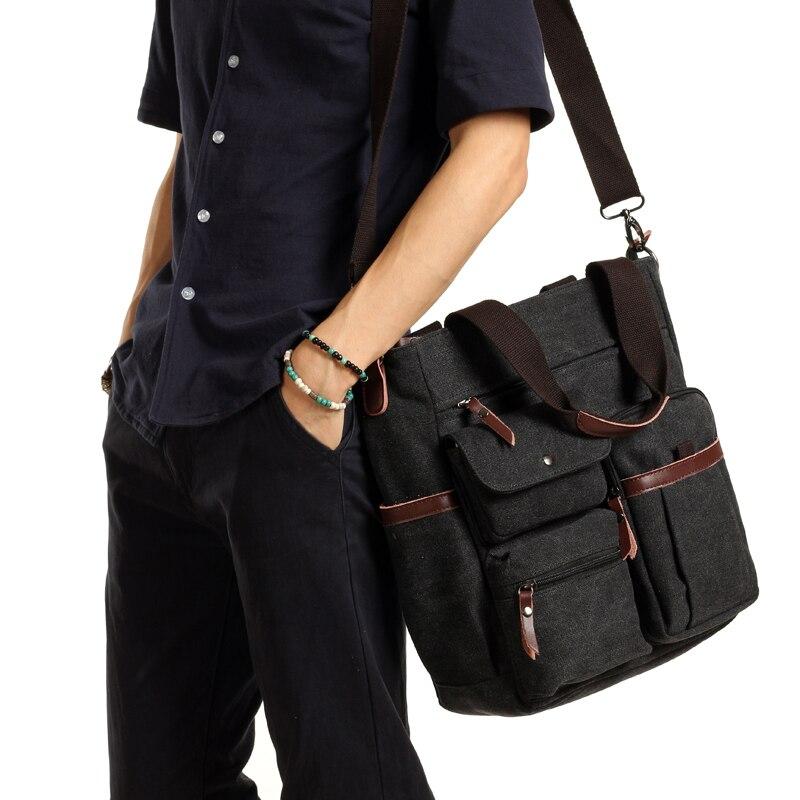 Saco do Mensageiro Moda Bag102 Bullcaptain 2018 da