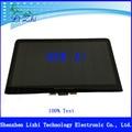 Высокое качество LP133QH1 ( SP ) ( а1 ) полный ассамблея N133HSE-EB3 сенсорный экран для HP Spectre Pro X360