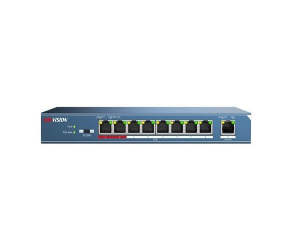 Image 4 - Hikvison 4 Port 8 Port 16 Port 24 Port PoE Switch DS 3E0105P E DS 3E0109P E DS 3E0318P E DS 3E0326P E 250m Transmission distance-in Transmission & Cables from Security & Protection