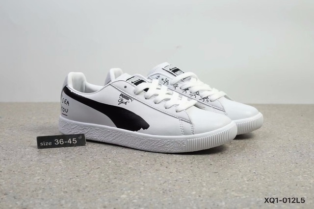 4d3acda8bf60 New Arrival PUMA x SHANTELL MARTIN Basket Sneakers Shoes Men s and Women s  Badminton Shoes Size 36-45