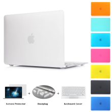 Matte клавиатуры retina new macbook air case обложка экран pro протектор