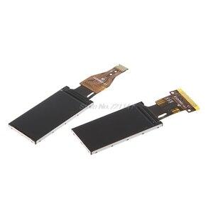 Image 2 - Wyświetlacz IPS 0.96 Cal wyświetlacz TFT LCD ekran 80*160 ST7735 jazdy IC, 3.3V 13PIN SPI HD w pełnym kolorze dla lcd moduł 80x160 Dropship