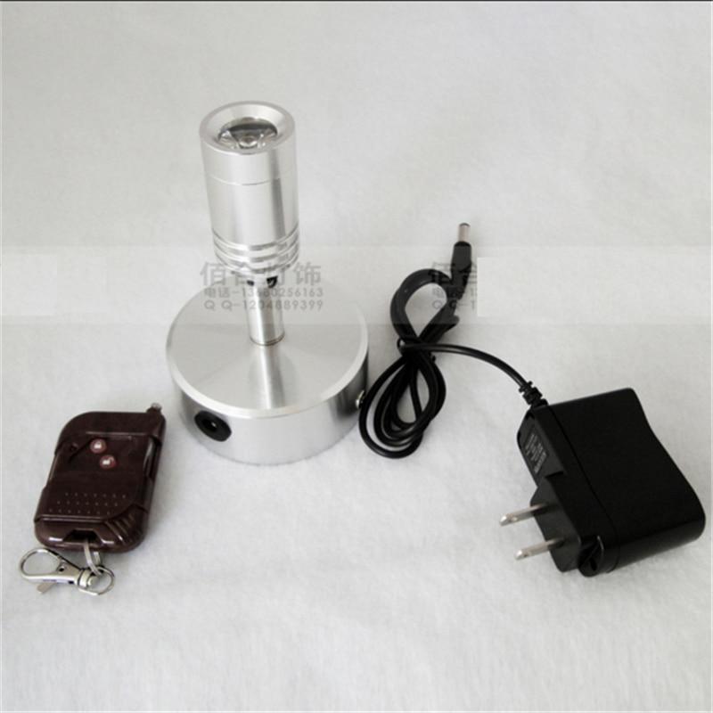3 տարվա երաշխիք 1W / 3W լիցքավորումը առաջատար կետի լամպը, մարտկոցի անլար ցուցադրման լամպը, հեռակառավարման հարսանեկան լույսը
