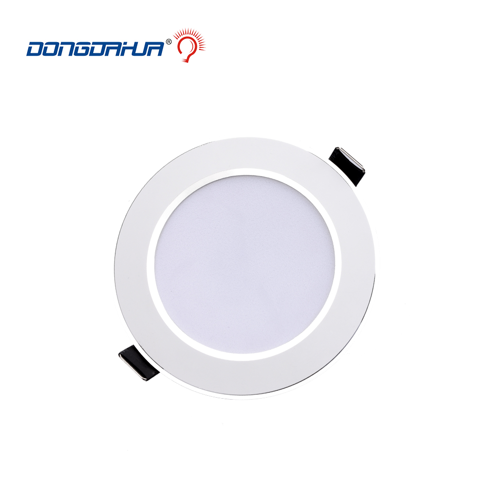 Ultra Bright LED Downlight 3W 5W 9W 15W Thin Round LED Ceiling Recessed Spot Light AC220V~240V Down Light Cold /Warm Light