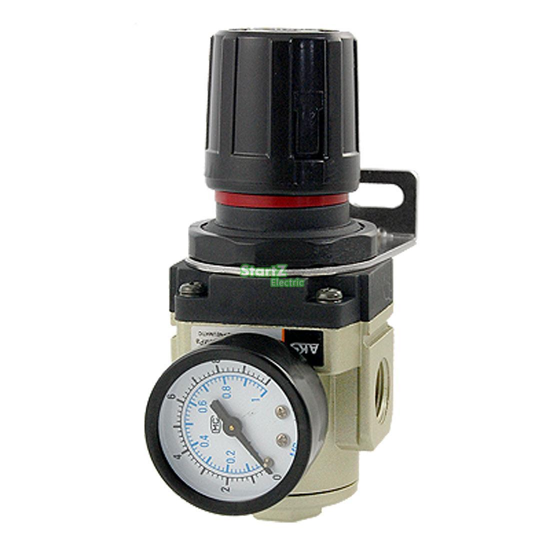 все цены на  AR4000-04 G1/2'' SMC Type Pneumatic mini air pressure regulator air treatment units  онлайн