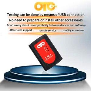 Image 5 - Professionale obd2 scanner automotive IT3 V14.10.028 Globale Techstream OTC Plus 3 in 1 OBDII OTC strumento di diagnostica auto Scanner