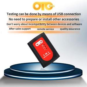 Image 5 - professional obd2 automotive scanner IT3 V14.10.028 Global Techstream OTC Plus 3 in 1 OBDII  OTC Scanner car diagnostic tool