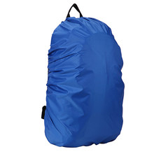 New Waterproof Rainproof Backpack Rucksack Rain Dust Cover Bag for Camping Hiking Outdoor Pack(China)