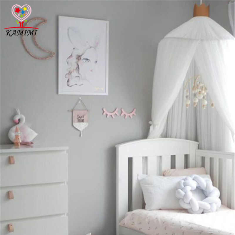 Detail Feedback Questions About 2018 Summer New Baby Crib Netting