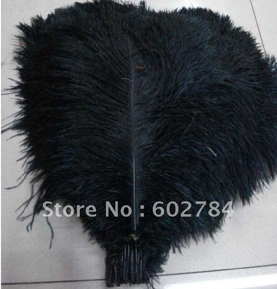 Envío libre del ccsme 50pcs / lot 18-20 pulgadas 45-50cm plumas de - Artes, artesanía y costura