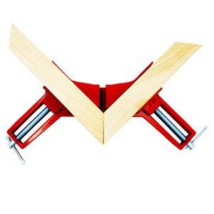 Image 3 - 4 шт./лот 4 дюймовый Многофункциональный угловой зажим, прямоугольный 90 градусный прямоугольный зажим для деревообработки, зажим для фоторамки