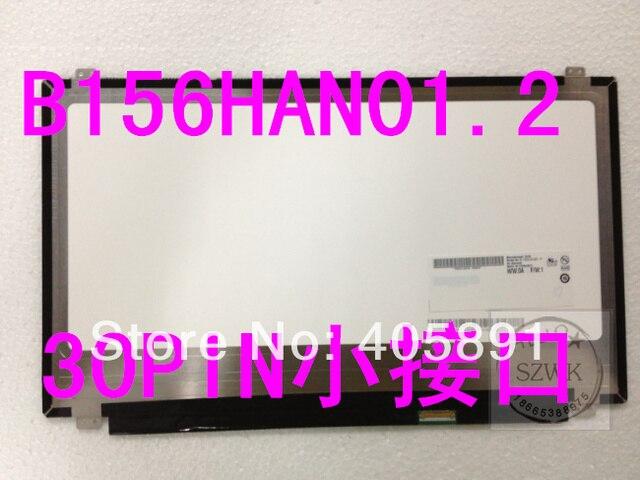 Ноутбук ЖК СВЕТОДИОДНЫЙ Экран LP156WF4 SPB1 LP156WF4 SPU1 N156HGE-EA1 N156HGE EB1 B156HAN01.2 1920x1080 IPS eDP 30pin малый Для Y50 y700