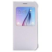 S GUARD Original S6 Case For Samsung Galaxy S6 G9200 IC Chip Case Smart View Flip