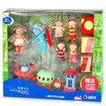 Кэндис го! Новый Пластик Прохладный Игрушка В Ночной Сад Серия Кукол Ninky Nonk Расфасованных подарок на день рождения