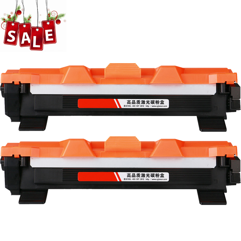 2X full Powder Toner Cartridge TN1000 TN1030 TN1050 TN1060 TN1070 TN1075 HL 1110 DCP 1511 HL