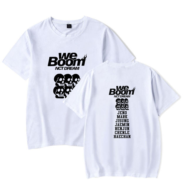 NCT DREAM WE BOOM T-SHIRT (25 VARIAN)