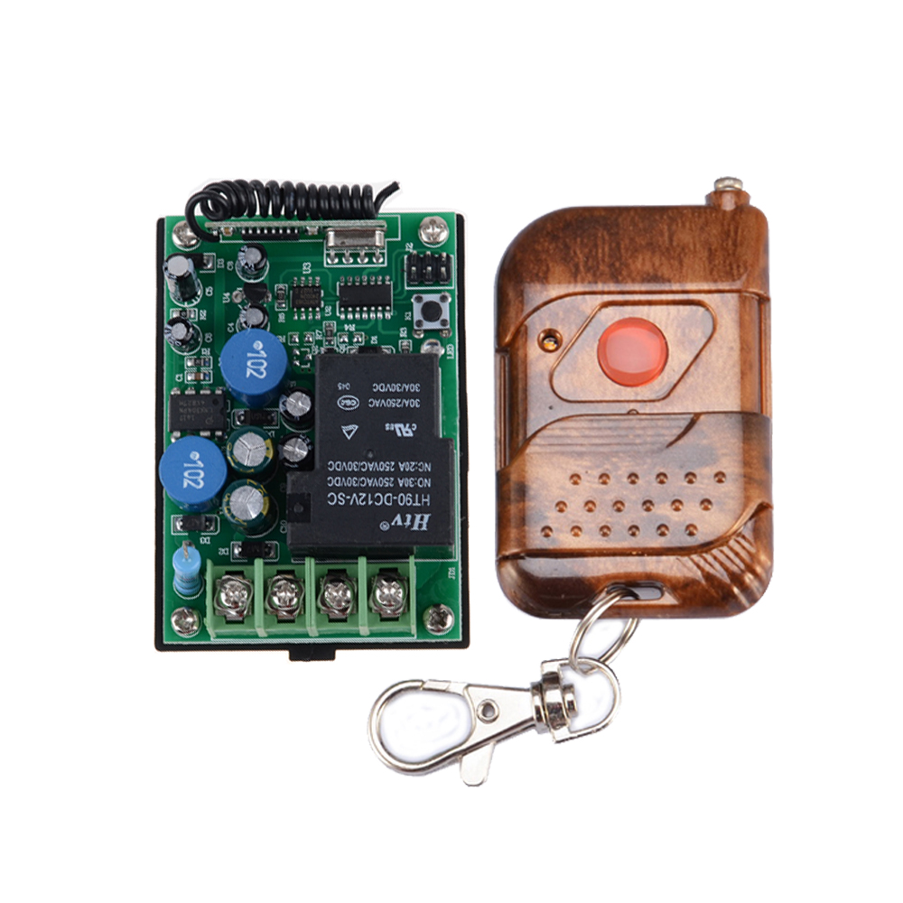 Transmitters & Receivers AC 220V 1 Channel Wireless Delay Time Multi-function Remote Control Switch Smart House Eqiupment week time reset 6 function key time switch ac 220v 16a