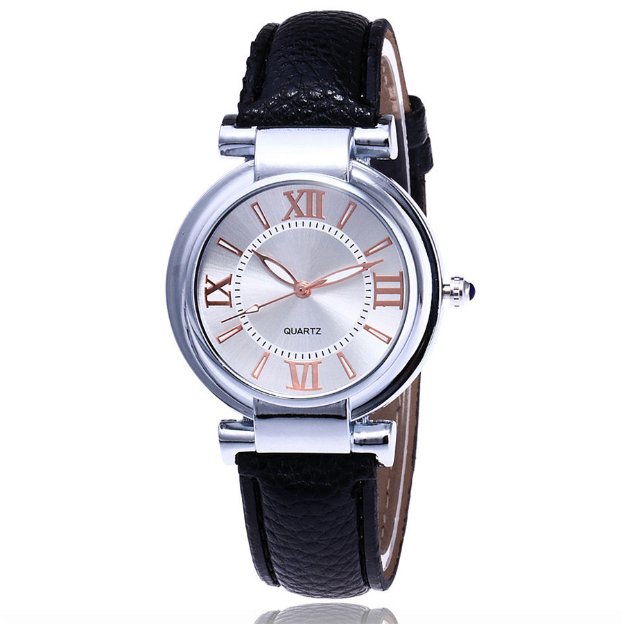 Hot Selling Fashion Vansvar Watch Casual Leather Wrist Watch Luxury Quartz Watch Gift Relogio Feminino 2133 vansvar brand fashion casual relogio feminino vintage leather women quartz wrist watch gift clock drop shipping 1903
