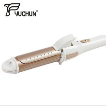 2 in 1 Use Hair Straightener Fast Heating Hair Curling Salon Styling Tools Professional Ceramic Coating Straightener Curler Iron riwa lcd screen hair curlers hair straightener 2 in 1 styling tool dry wet use fast heating ceramic curling iron rb 809i