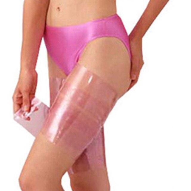 Best Good Healthy Sauna Firm Slimming Belt Waist Wrap Shaper Tummy Belly Burn Fat Lose Weight Slim Trimmer Shaper