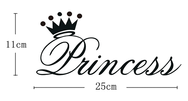JJRUI Διάφορα Χρώμα Όμορφη Princess Crown - Διακόσμηση σπιτιού - Φωτογραφία 3