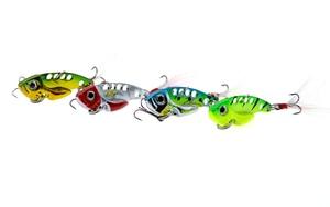 Image 3 - 1pcs 7g/10g fishing lure VIB Vibrations Spoon Lure Bass wobblers artificial bait cicada lure vib bait
