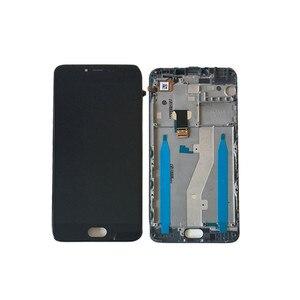 """Image 4 - Original 5.5 """"M & Sen Für Meizu m3 hinweis L681L681H L681L Version LCD Display + Touch Panel Digitizer mit Rahmen Nicht Für M681"""