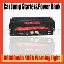 600A пусковое устройство автомобиль скачок стартер 12 В Power Bank пакет Портативный Starter зарядное устройство для автомобильного аккумулятора усилитель Buster Diesel +