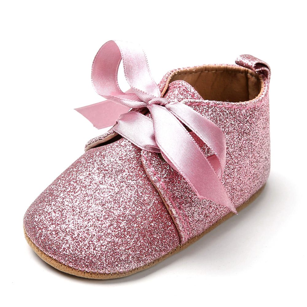 Newborn Cute Baby Kid Girls Boys Little Shoes Soft Moccasins Infant First Walker Little Child Soft Baby Shoes Best Baby Feet Z17