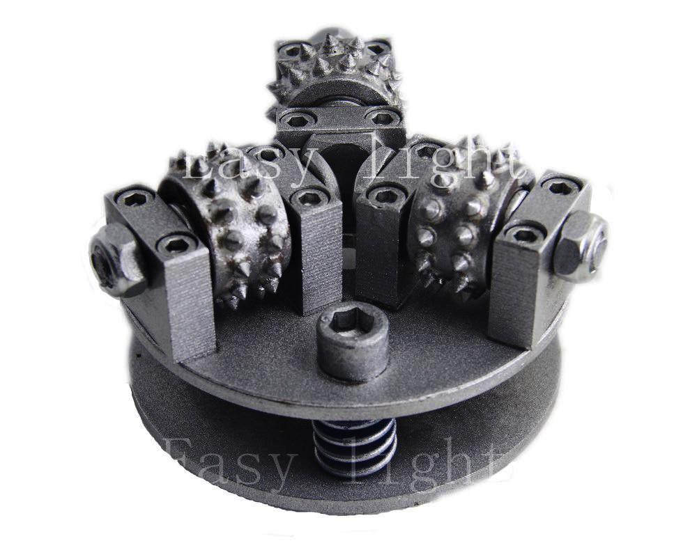 5 дюймов 125 мм втулка Молоток Колесо M14 M16 5/8