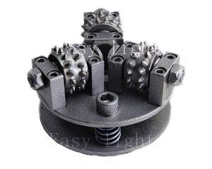 Image 1 - 5 بوصة 125 مللي متر عجلة مطرقة بوش M14 M16 5/8  11 التخصيص أكثر من ذلك بكثير حجم عجلة سبيكة لالجرانيت سطح الليتشي الرخام