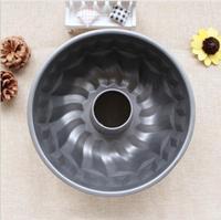 耐熱皿炭素鋼テフロン加工のケーキ型ローフカボチャシフォンケーキ型マフィンパンドーナッツ大きな金型