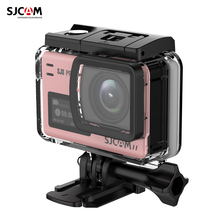 SJCAM SJ8 PRO Action Camera WiFi 4K/60FPS Sports Cam Touch Screen with 170 Degree Wide Angle EIS 8X Digital Zoom Waterproof
