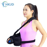 Arm Sling Shoulder Immobiliser with Exercise Ball Aid Recovery of Disclocated Shoulder Shoulder Sling
