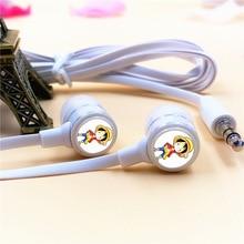 One Piece Monkey D Luffy In-ear Earphone 3.5mm Stereo