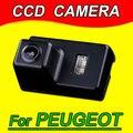Para Peugeot 206 207 306 307 308 406 407 5008 Socio Tepee opinión posterior Del Coche para estacionarse en reversa de copia de seguridad Kit de Cámara Inalámbrica-opcional