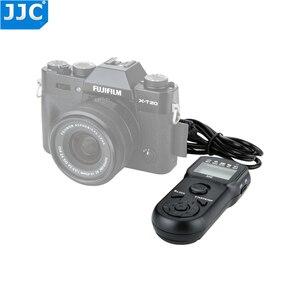 Image 4 - Многофункциональный пульт дистанционного управления JJC с таймером для Fujifilm, X100V, GFX50S, для моделей Fujifilm, X100V, GFX50S, для моделей XF10, XT20, XT100, X100F, как и в случае использования с устройствами на принтере, и в качестве X T100.