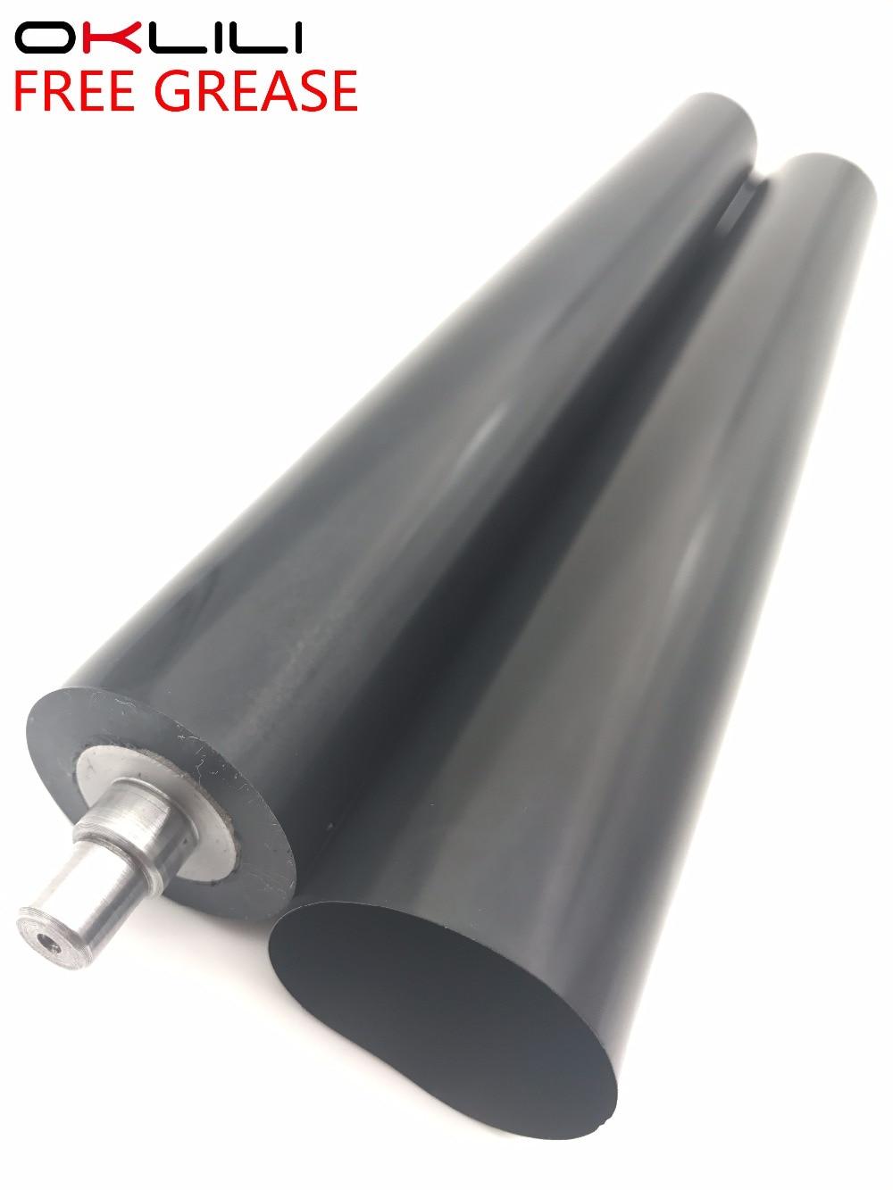 2SETX Fuser Film Sleeve Pressure Roller for Brother HL L5102 L5202 L6202 L6402 DCP L5502 L5602 L5652 MFC L5702 L5802 L5902 L6702 fuser unit fixing unit fuser assembly for brother dcp 7020 7010 hl 2040 2070 intellifax 2820 2910 2920 mfc 7220 7420 7820 110v