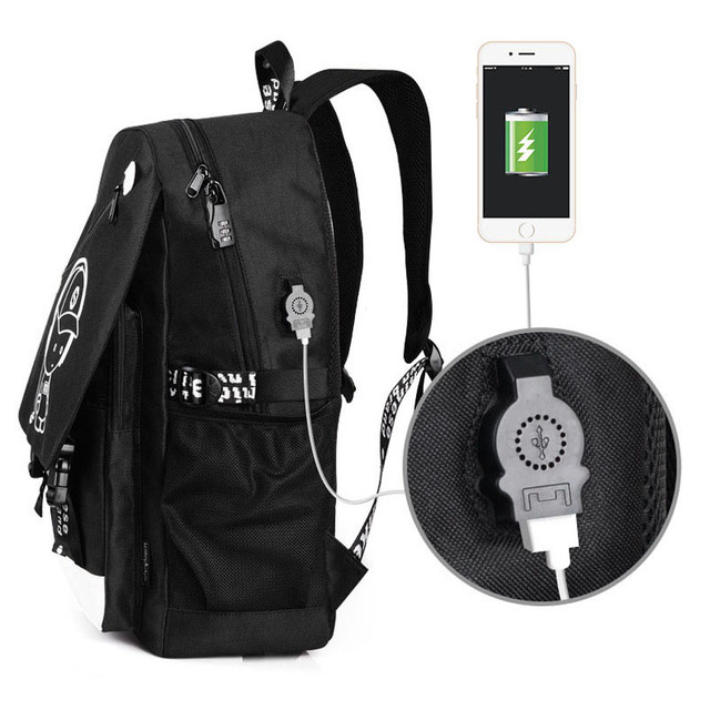 Anti Theft Backpacks USB Charge + Gift