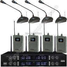 Micwl 4 beltpack lavalier настольная Беспроводная радио Цифровая