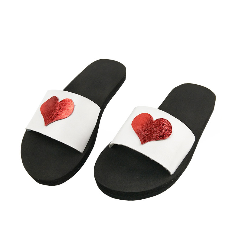 Women Beach Slippers Leather Flip Flops Peep Toe Sandals Flat Slides Sandals Female Ladies Casual Summer Slippers Shoes Women hot fashion summer women shoes women s metal c flat sandals female summer slippers flip flops ladies beach sandals femme chinelo